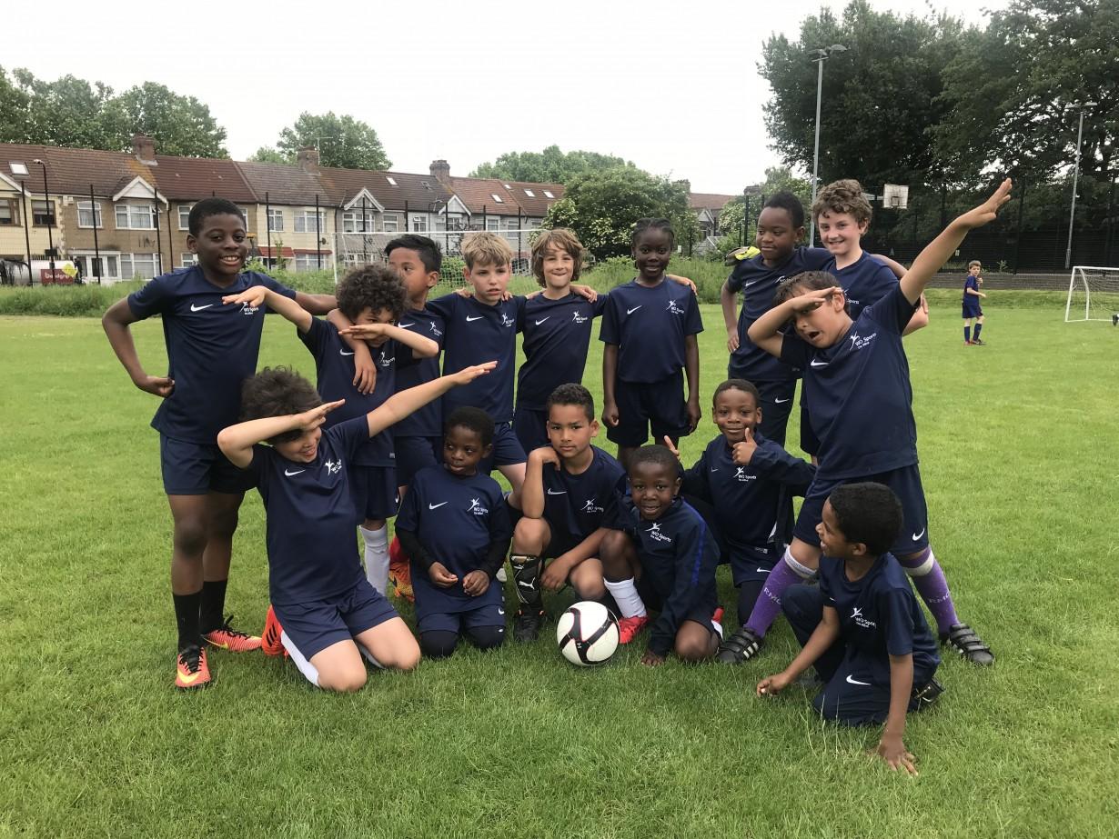 May Half Term Soccer School 2018.