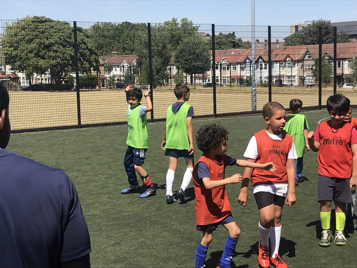 Summer Soccer School 2018 Update..