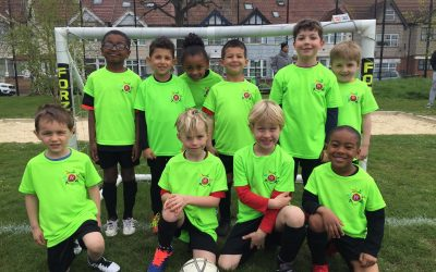 WO Sports vs Woodside Primary Academy Year 1/Reception…