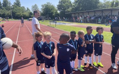 WO Sports Summer Festival of Football