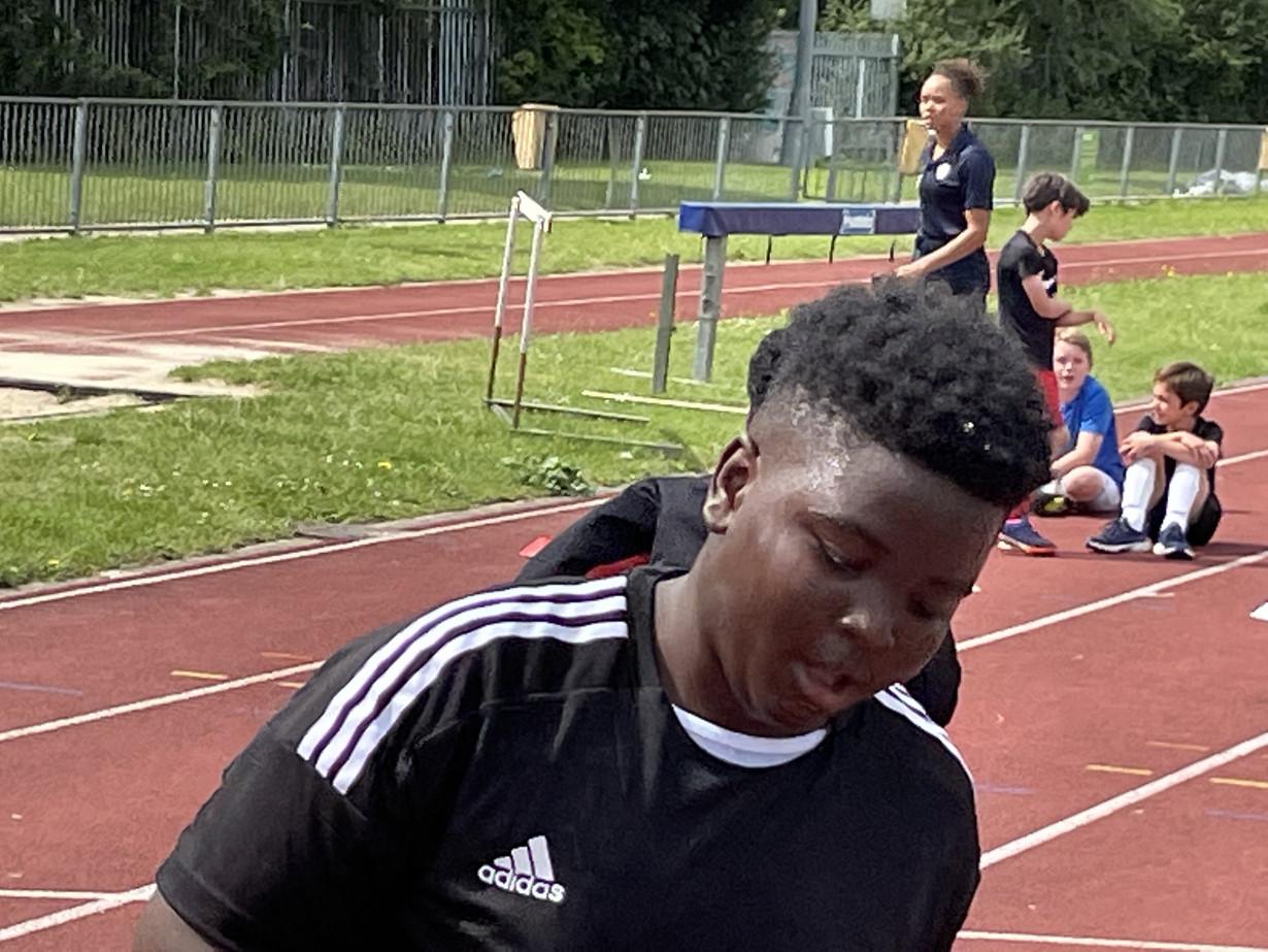 Summer Holidays Soccer School Extended